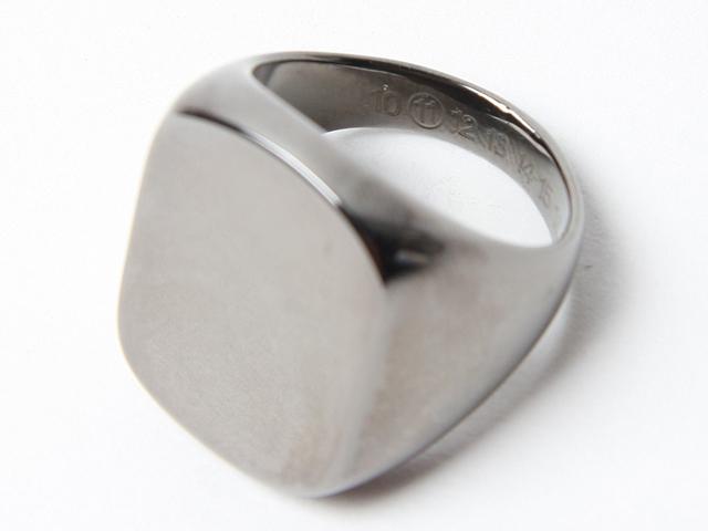 Martin Margiela silver ring 03c