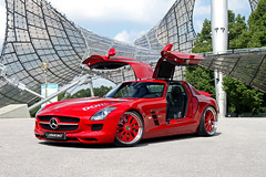 Domanig Mercedes SLS AMG (ISI Photography) Tags: car canon mercedes canoneos sls amg canoneos500d mercedesslsamg slsamg domanigmercedesslsamg domanig domanigmercedes