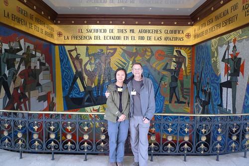 Presidential Palace - Quito, Ecuador