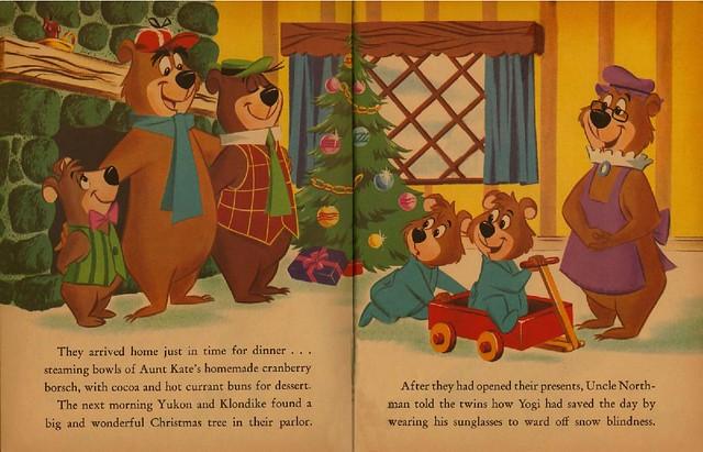 Yogi Bear - A Christmas Visit013