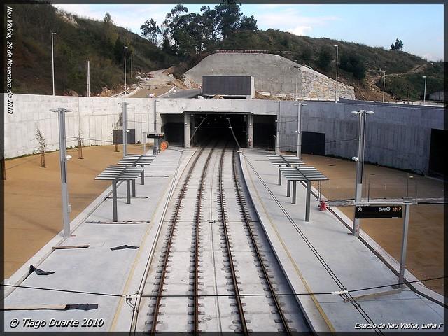 Metro do Porto - Linha F 5214516469_5ea598f92d_z