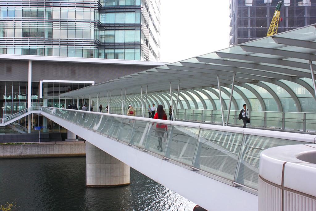 Yokohama Minato Mirai 21 Walking Guide (1)