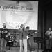 الفرقة تؤدي إحدى أغانيها في الجامعة اليسوعية - دانا برشيني