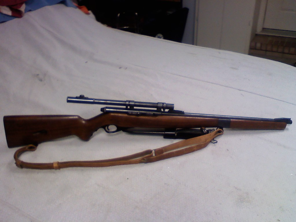 Mossberg 151 MB...looking for specs/info. - .22 Rifle/Rimfire Discussion