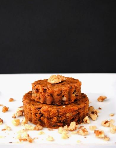 brownie de abobora e noz