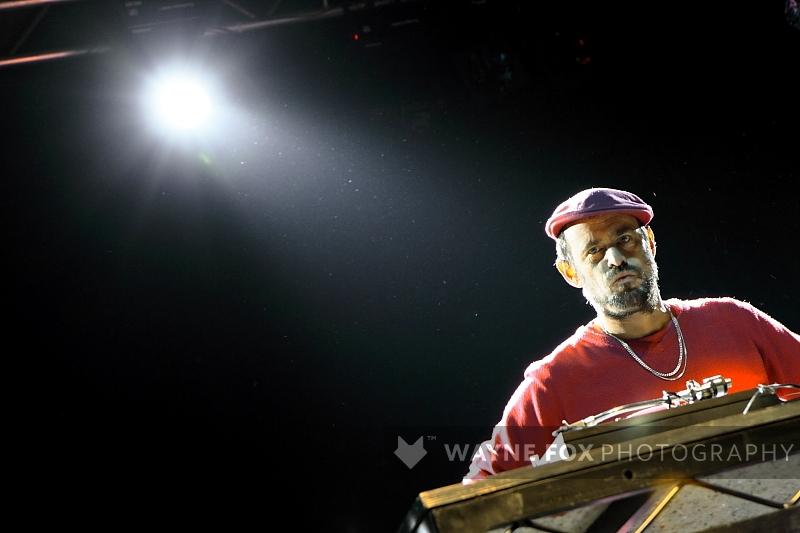 DJ Mark Jones