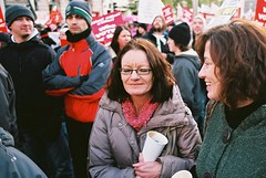 Bailout Protests Dublin Centre 27.11.10 (63) (Anthony Cronin) Tags: ireland analog superia protest protests protestors c41 irelanddublin bailout fuji irishlife street photography march crisis 200 dublinlife protest bank irish faces dublinirish protest streetsdublin dublinliving tpastreet dublinirelandnikonf8050mmf14d24mmf28danthonycroninanalogapug35mmfilmallrightsreservedirishphotographystreetsdublinstreetphotographystreetsofdublin 271110 antigovernment antieu antiimf irelands bailout photangoirl
