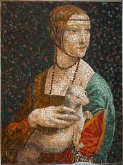10 Ermellino (AFMosaici) Tags: mosaico tavoli pareti pavimenti rivestimenti galleriasito