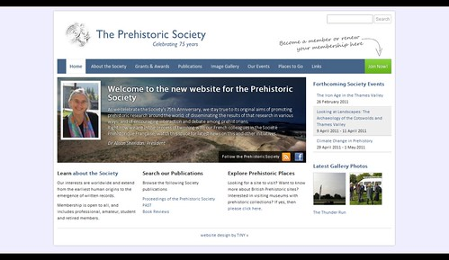 Prehistoric Society homepage | Flickr - Photo Sharing!