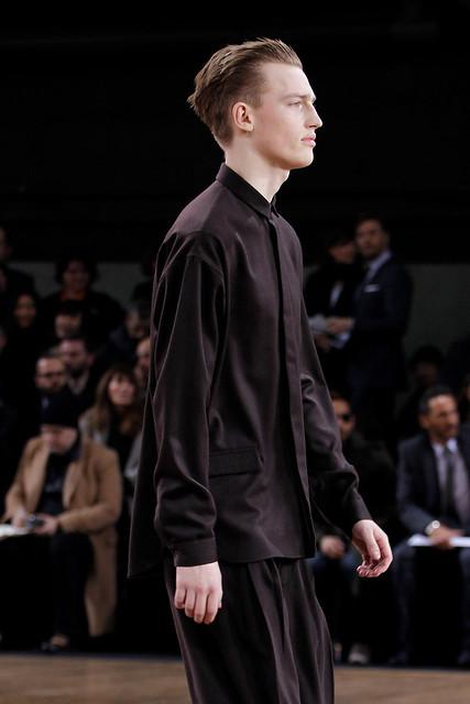 Victor Nylander3025_FW11_Paris_Dior Homme(VOGUEcom)