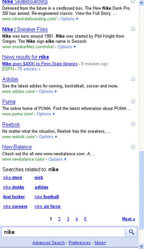 nike iphone4 search results