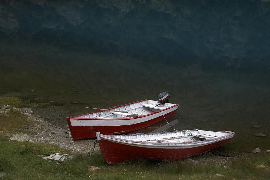 патагония лодка
