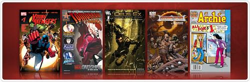 Digital Comics Update (02_09_11)