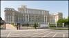 Palace of the Parliament, Bucharest. (John R Chandler) Tags: bucharest bucurești bulevardullibertatii palaceoftheparliament palatulparlamentului romania rumania municipiulbucurești ro