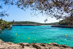Cala Mondrago (gatisrudins) Tags: calamondrago mediterranian spain mallorca beach