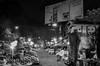 Pasar Bogor (Vicky Ming Alditiara) Tags: bogor indonesia nikon d7000 tokina1224 tokina hdr landscape outdoor pasar market traditional tradisional pasarbogor malam night bulb longexposure slowshutter shopping bw blackandwhite
