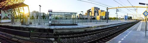 Station Lelystad Centrum.