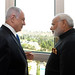 PM Netanyahu and PM Modi hold working meetings in Jerusalem