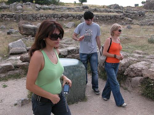 DSCN0899 Hattusas, temple I