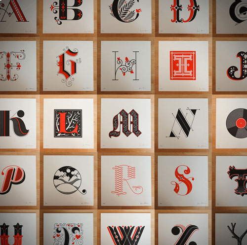 J.Hische print2