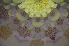 Islamic Plaster Ceiling (A.Davey) Tags: iran mahan shahnematollahvali islamicplasterceiling
