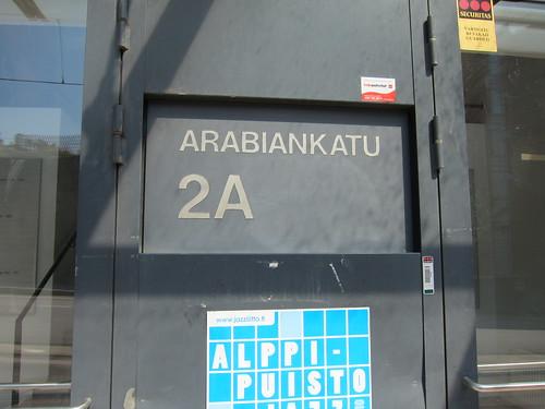 Arabiankatu