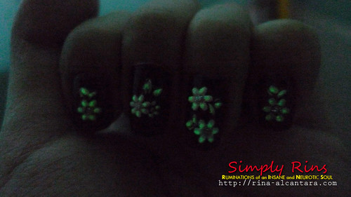 Nail Art Sole Mate 02