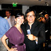 Privy Founder/CEO Stephen Liu with Maria Tiu, Privy Member and Head of North American Marketing for Vertu