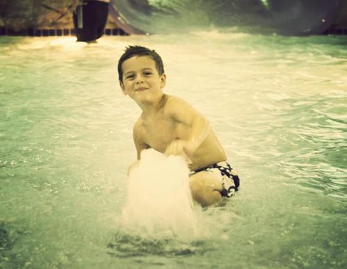 Noah at play