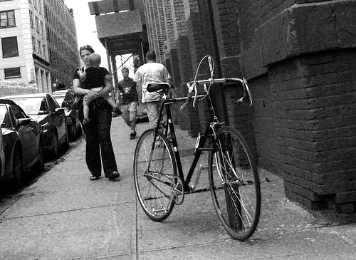 DAY 430: BIKE B&W