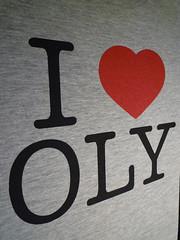 I HEART OLY
