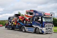 [IRL] CJ Trucking Iveco Stralis 04-OY-430 (truck_photos) Tags: vintage rally 2010 fingal irishtrucks