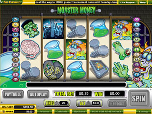 Monster Money slot game online review