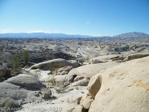 Wind Caves, Anza-Borrego Desert State Park, California