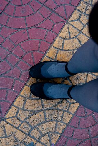 Kalde føtter