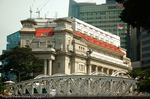 Singapore - Fullerton Hotel