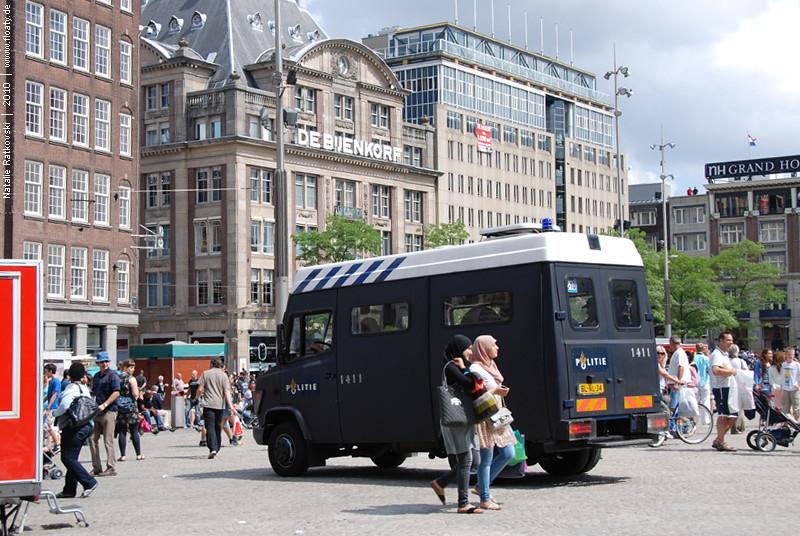 Amsterdam, July 2010