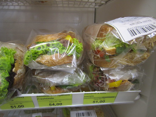 Sandwiches to Go