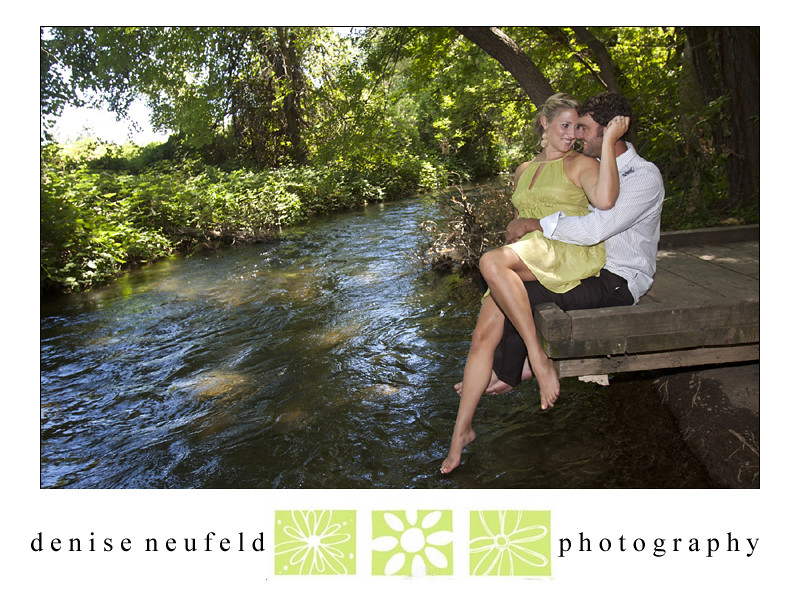 Chico Ca Engagement Session