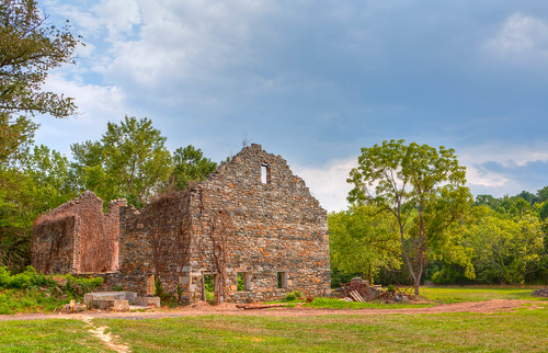 Jerusalem Village Ruins