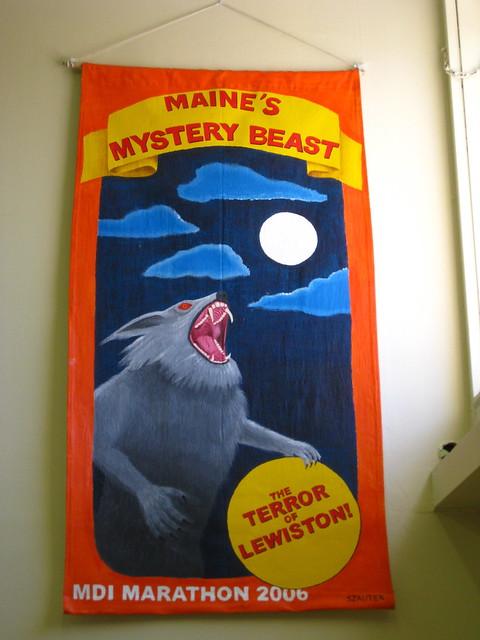 Maine's Mystery Beast