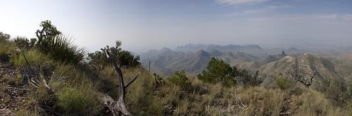 Soutwest Rim Panorama 3