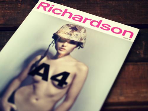 Richardson Magazine A4