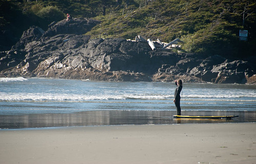 Surf is Always Up in Tofino