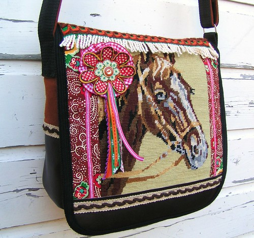 Bag, great horse