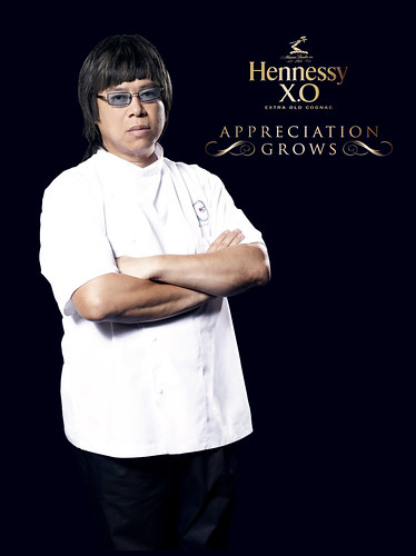 Hennessy X.O Chef Alvin Leung