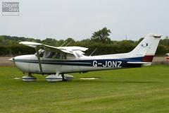 G-JONZ - 172-76233 - Private - Cessna 172P Skyhawk - Little Gransden - 100829 - Steven Gray - IMG_3421