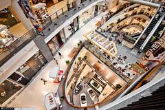 Pattaya Central Mall (Craig Burrows) Tags: thailand wideangle indoors pattaya centralmall
