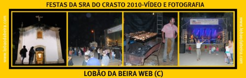 FESTAS DA SRA DO CRASTO 2010