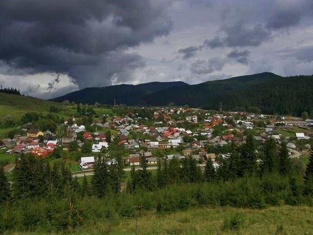 Localitatea Putna